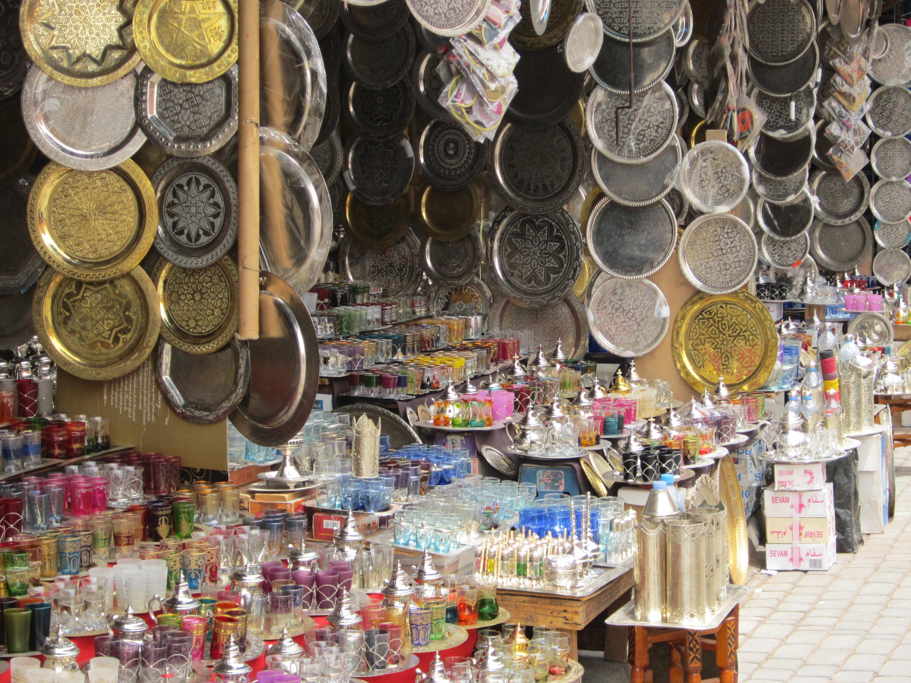 Albena_Einkauf_in_Marokko